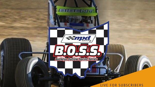 VOD | BOSS Non-Wing Sprints @ Gas Cit...