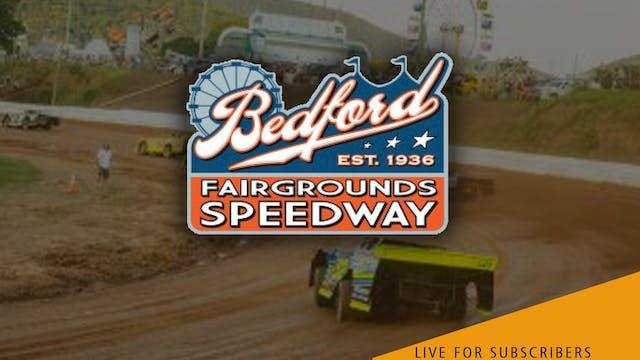 VOD | Late Models @ Bedford Speedway ...