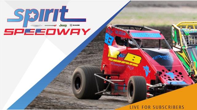VOD | Micro Sprints @ Bridgeport's Spirit Speedway Sept 3, 2021