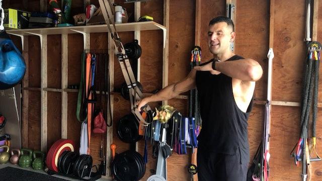 July 2019 – Bodyweight & Boxing