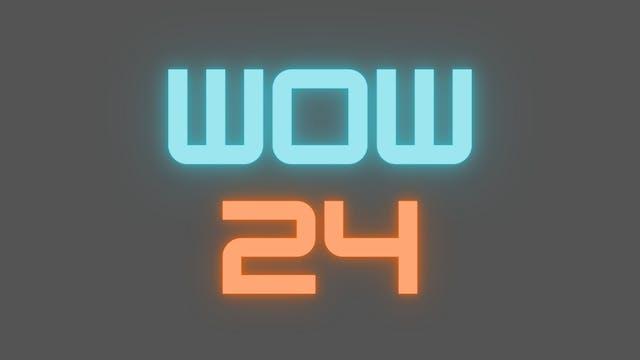 2021 WOW 24 Follow-Along Workout