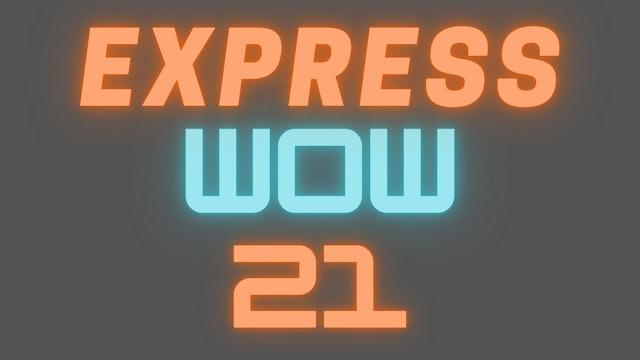 2021 EXPRESS WOW 21