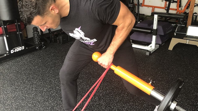 Barbell & Band – March 2019