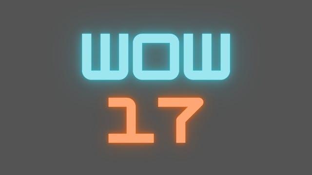 2021 WOW 17 Follow-Along Workout