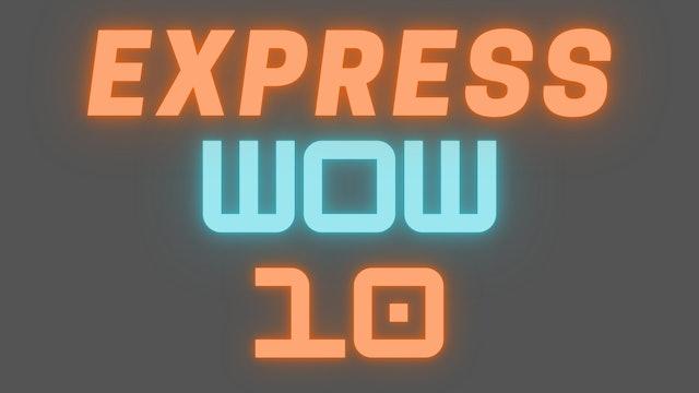 2021 EXPRESS WOW 10
