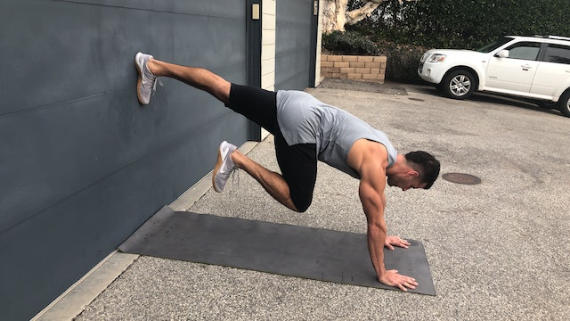 Wall & Bodyweight – Febraury 2019