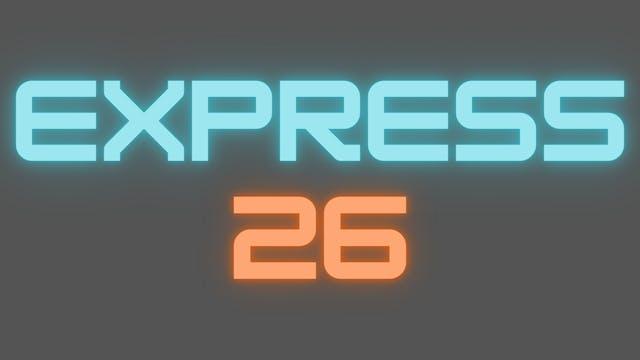 2021 EXPRESS WOW 26