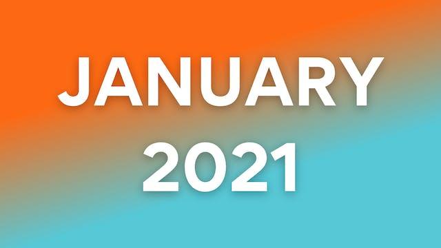 January 2021 WOWs