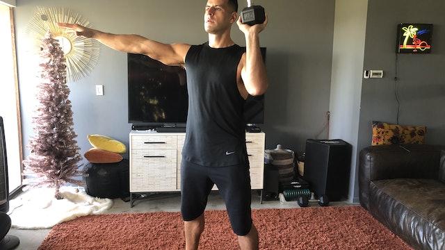 Workout #3 – January 2019