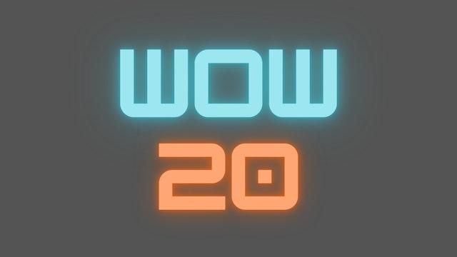 2021 WOW 20 Follow-Along Workout