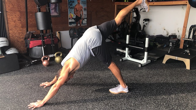 Equipment-Free Bodyweight – Febraury 2019