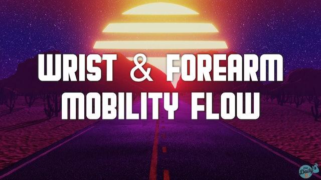 WRIST & FOREARM MOBILITY FLOW
