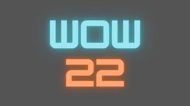 2021 WOW 22 Follow-Along Workout