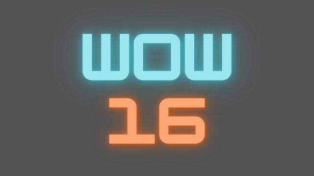 2021 WOW 16 Follow-Along Workout