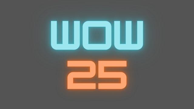 2021 WOW 25 Follow-Along Workout