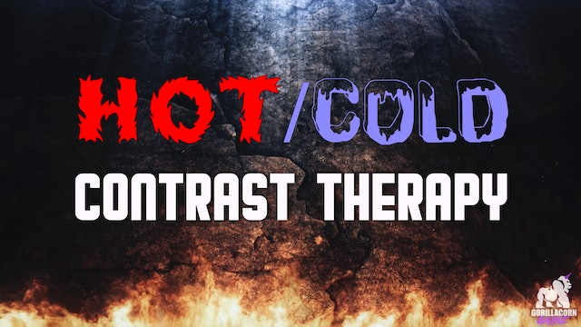 HOT/COLD CONTRAST THERAPY