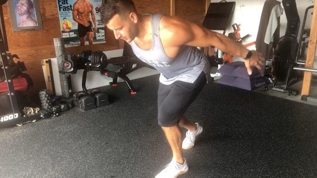 August 2019 – Equipment-free Bodyweight
