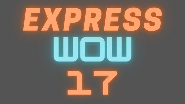 2021 EXPRESS WOW 17