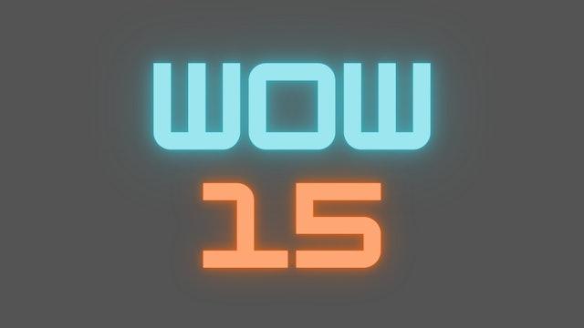 2021 WOW 15 Follow-Along Workout