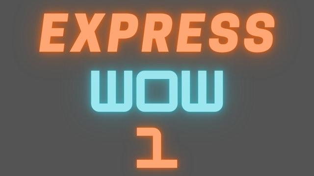 2021 WOW 1 EXPRESS