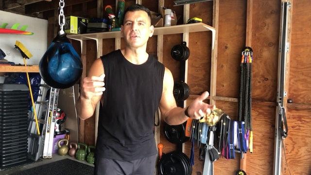 July 2019 – Bodyweight & Box / Bench / Step