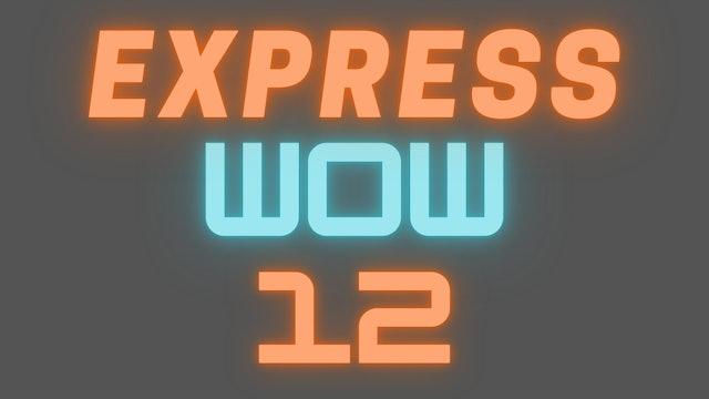2021 EXPRESS WOW 12