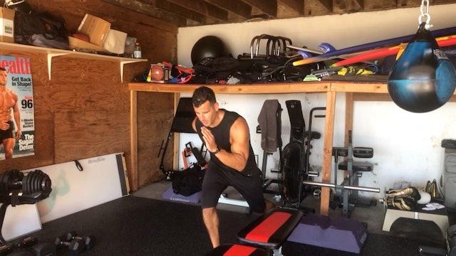 Workout 2: Equipment-Free Bodyweight – Sep 2019
