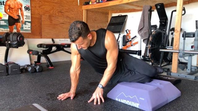 Workout 6: Premium Equipment Bodyweight – Sep 2019