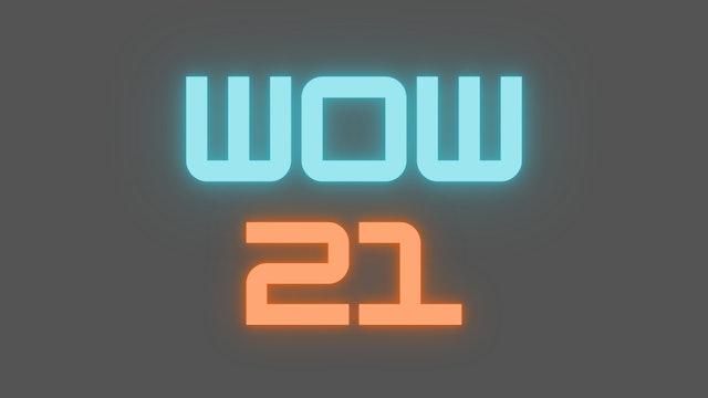 2021 WOW 21 Follow-Along Workout