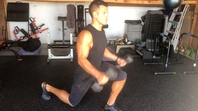 Workout 1: Dumbbells & Bodyweight – S...