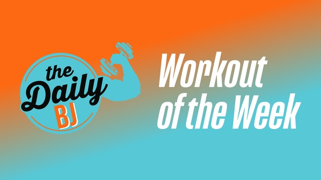 WOW APRIL 2020 WEEK 1: BELLS & BODYWEIGHT BUILD & BURN!