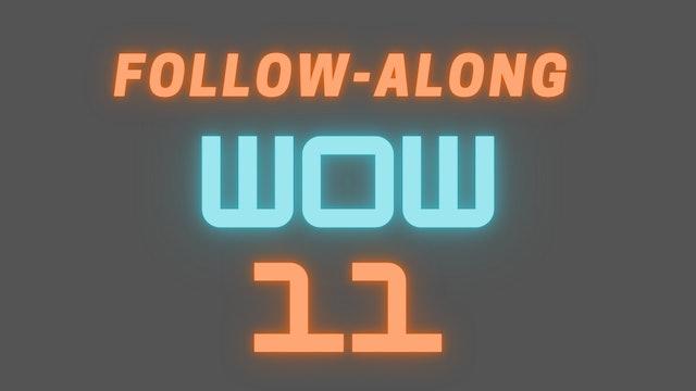 2021 WOW 11 Follow-Along Workout