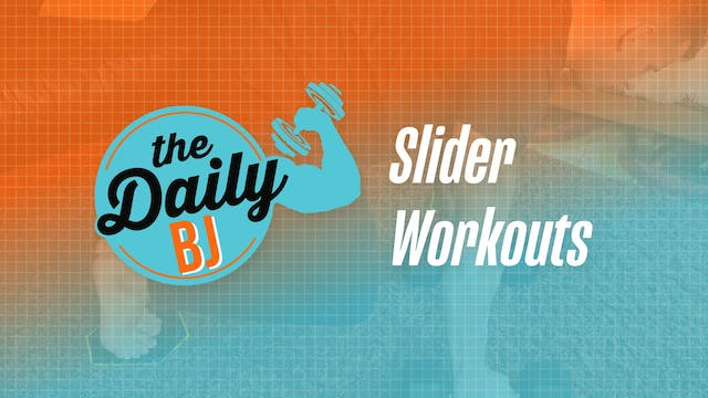 Slider Workouts