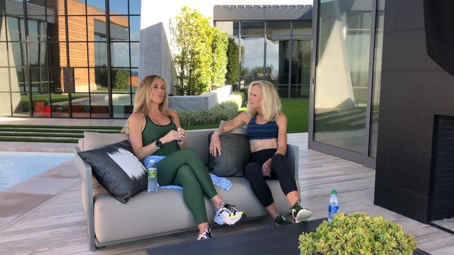 Chat with Lindsay & Jennifer: Longevity of Health