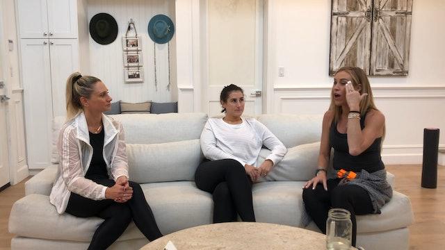 Chat with Lindsay, Lori & Alisa