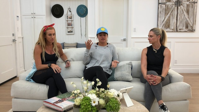 Chat with Coach Lindsay, Lori & Aspen: Overcoming Challenges