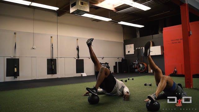 Workout #4 - Medicine Ball