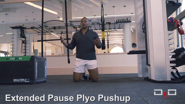 Individual Workout 92 - Extended Paus...