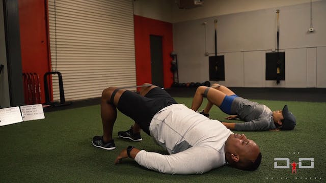 Individual Workout 6 - Banded Glute B...