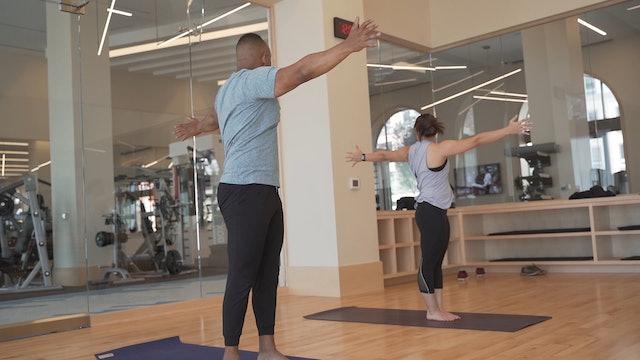 Individual Workout 90 - Yoga Stretch