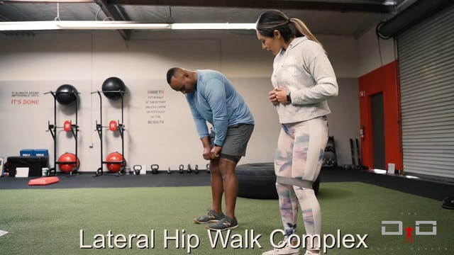 Individual Workout 57 - Lateral hip w...