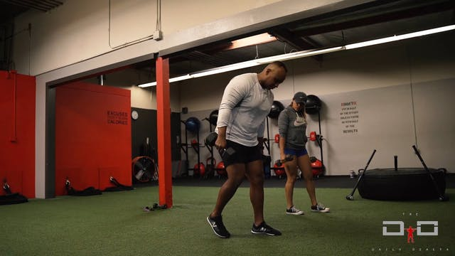 Individual Workout 35 - Alternating T...