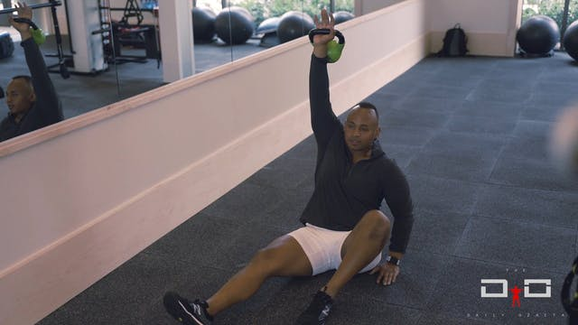 Individual Workout 96 - Dumbbell Kett...