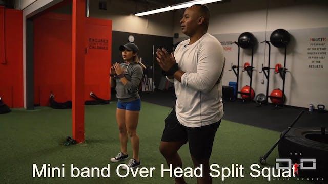Workout #5 - Mini Band Around Wrists