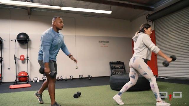 Individual Workout 55 - Single-arm st...