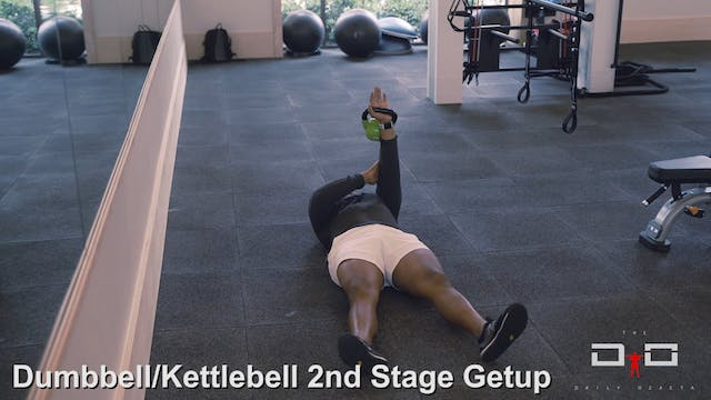Individual Workout 97 -Dumbbell Kettl...