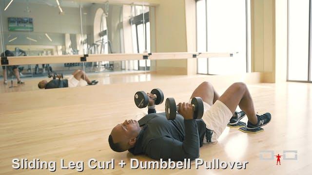 Individual Workout 73 - Sliding Leg C...