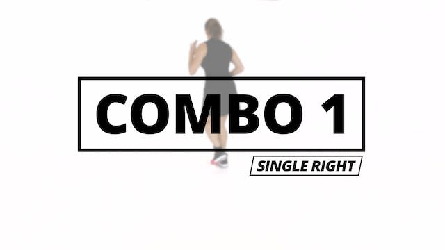 COMBO ONE - Single Right
