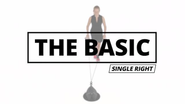 THE BASIC - Single Right