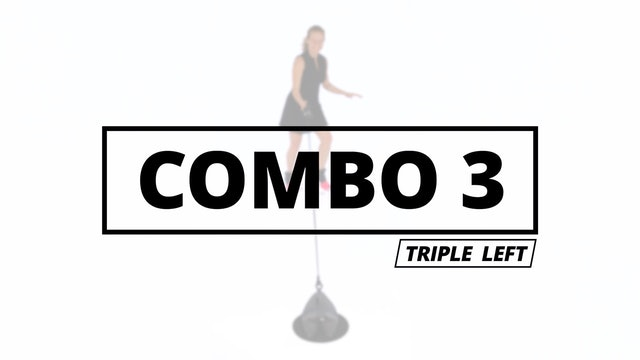 COMBO 3 - Triple Left